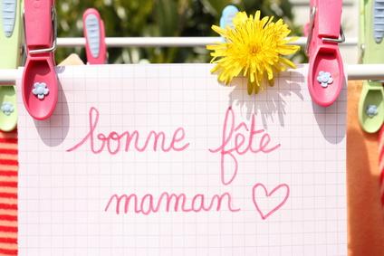 Pour maman