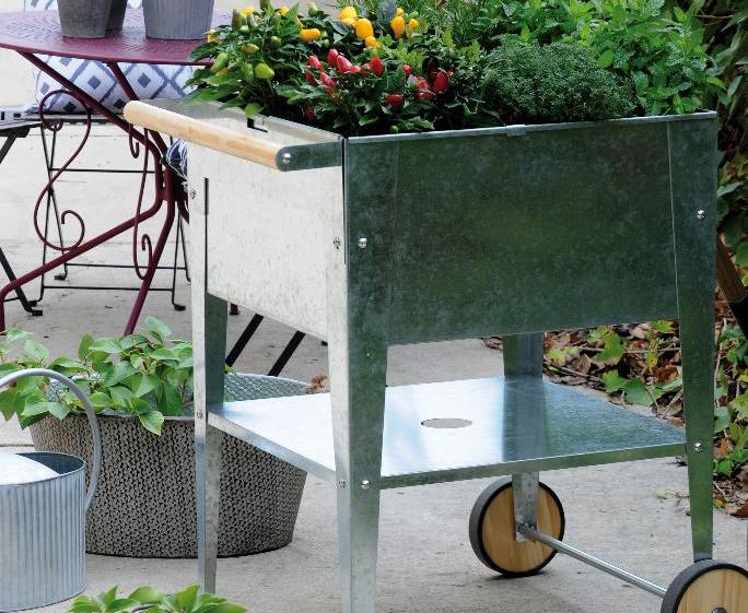 6 solutions pour optimiser les petits espaces jardindeco blogjardindeco blog. Black Bedroom Furniture Sets. Home Design Ideas