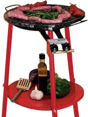 Pr parer une grande pa lla pour r galer mes invit s for Cuisiner avec une plancha