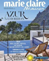 Magazine Marie Claire Maison, Juillet/Août 2016
