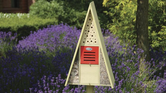 Hotel à insectes Abri pour insectes