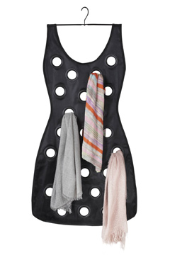 Cadeau petit budget femme Range foulard
