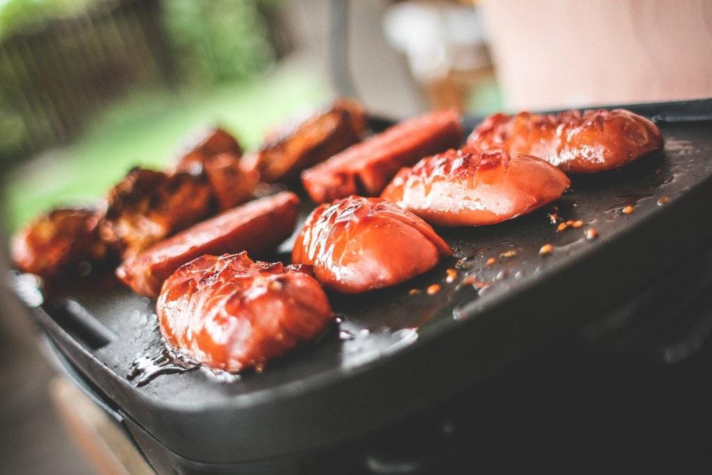 cuisiner à l'extérieur