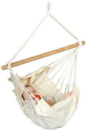 Chaise hamac suspendu pour bébé