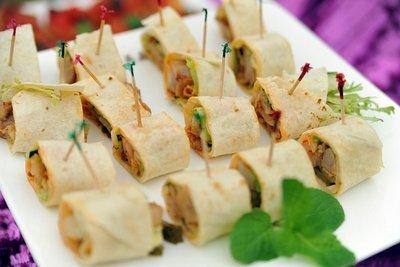 Recette pour pique-niquer Wrap quinoa