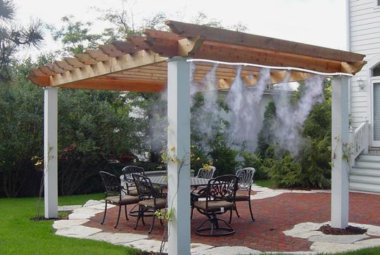 Brumisateur pour jardin et terrasse