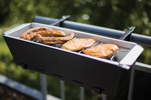 Barbecue spécial balcon