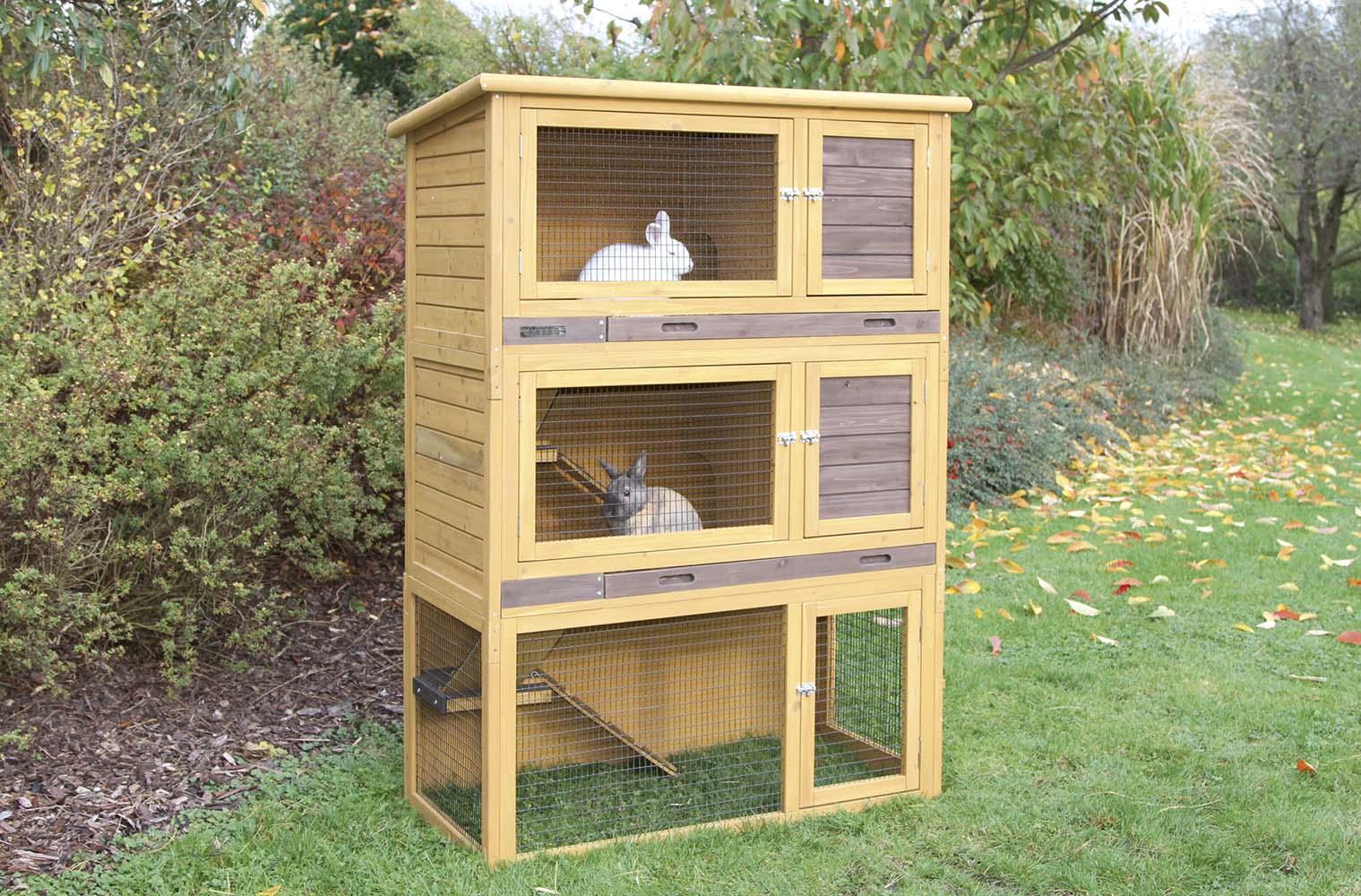 installer un clapier dans le jardin jardindeco blogjardindeco blog. Black Bedroom Furniture Sets. Home Design Ideas
