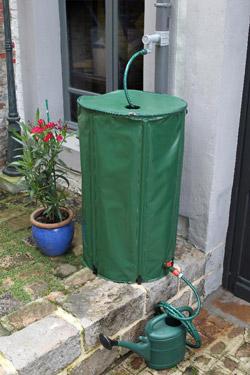 Protéger son extérieur de la canicule réservoir d'eau