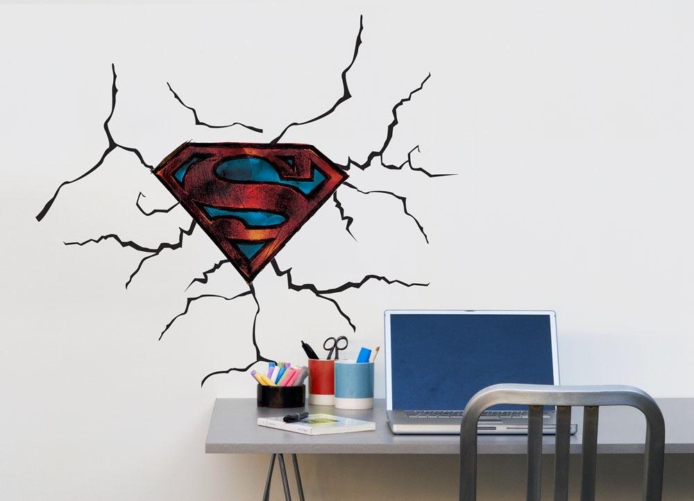 Sticker-mural-Superman-logo-encastré-mur-02 (1)