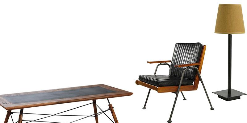 Intérieur style cosy meubles et luminaires