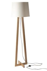 réaliser une décoration scandinave lampadaire luminaire