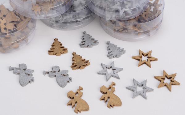 Décoration Noel calendrier avent DIY