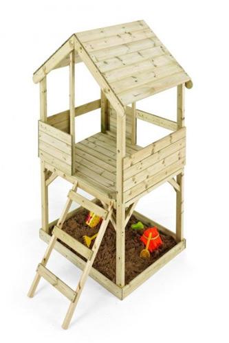 Organiser son extérieur cabane en bois