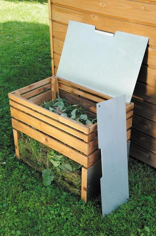 composteur petit jardin
