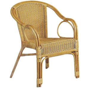 meuble rotin chaise enfant